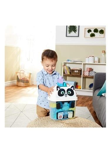 Mattel Mega Bloks Sevimli Hayvanlar Blok Kutusu GCT46-GCT47 Renkli